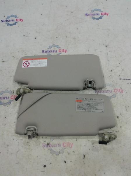 Козырек солнцезащитный Subaru Legacy BL EJ20 2009 (б/у)