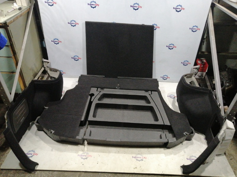 Обшивка багажника Subaru Forester SG EJ20 2007 (б/у)