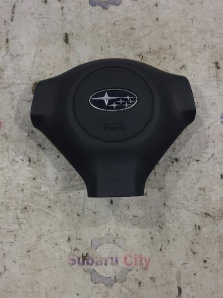 Подушка безопасности водителя Subaru Impreza GG EJ15 2007 (б/у)