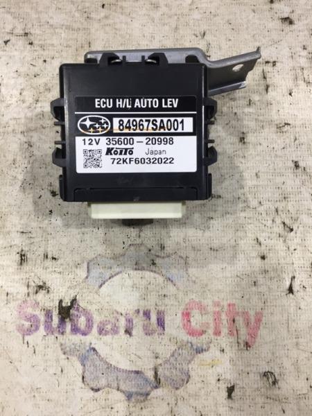 Блок управления корректором фар Subaru Forester SG EJ20 2007 (б/у)