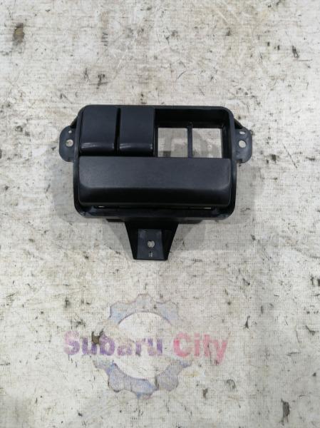 Консоль под кнопку туманки Subaru Forester SG EJ20 2007 (б/у)