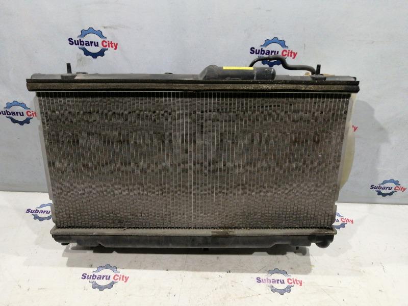 Радиатор двс Subaru Legacy BE EJ206 1999 (б/у)
