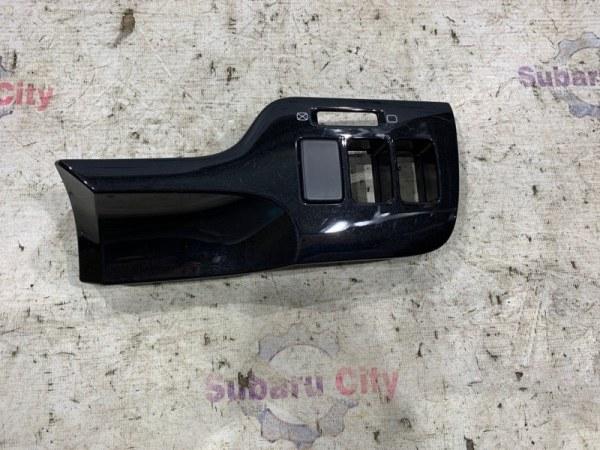 Консоль под кнопку туманки Subaru Legacy BE EJ20 1999 (б/у)