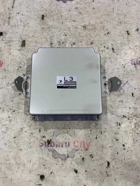 Блок управления двс Subaru Legacy BE EJ206 1999 (б/у)