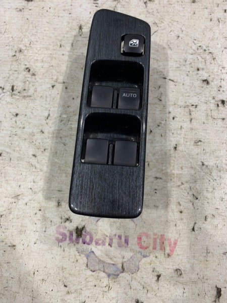 Блок управления стеклоподъемниками Subaru Forester SF5 EJ20 2001 (б/у)