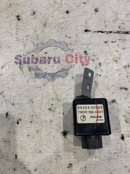 Реле таймер обогрева лобового стекла Subaru Legacy BE EJ20 2001 (б/у)