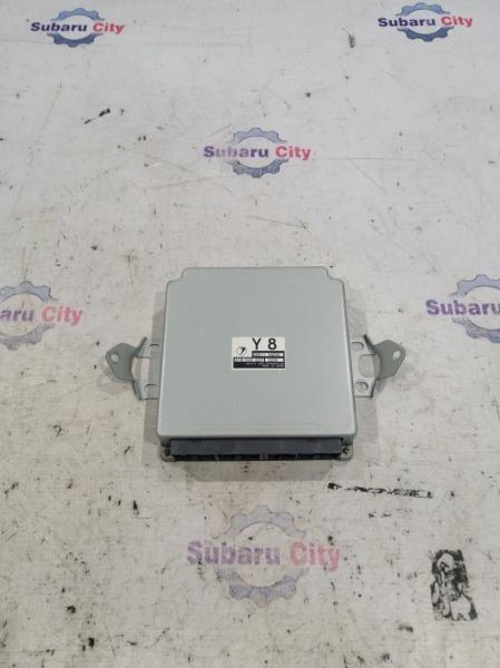 Блок управления двс Subaru Legacy BE EJ206 2001 (б/у)