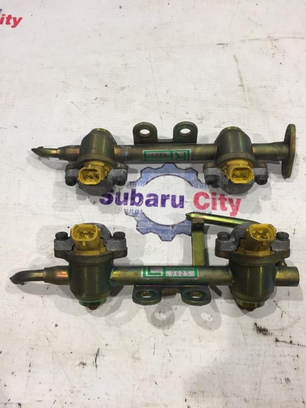 Форсунки топливные Subaru Legacy BE EJ206 1999 (б/у)