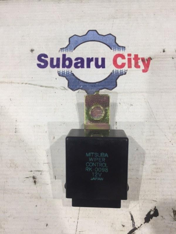 Блок управления стеклоочистителем Subaru Legacy BE EJ20 2002 (б/у)