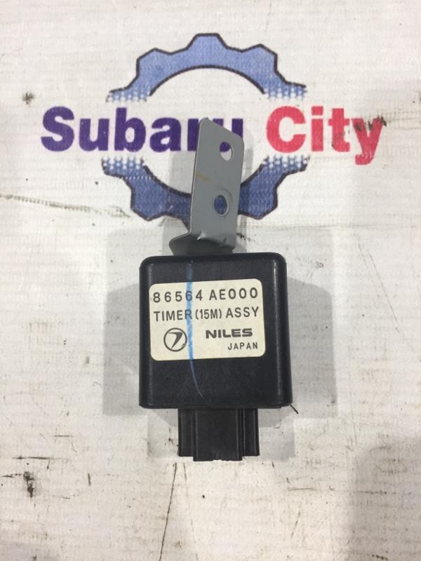 Реле таймер обогрева лобового стекла Subaru Legacy BE EJ20 2002 (б/у)