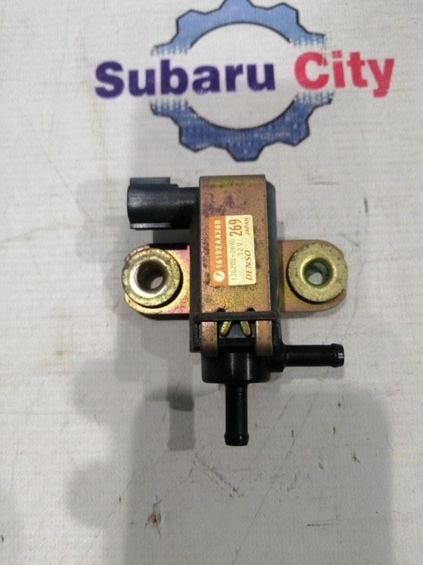 Соленоид управления турбиной Subaru Forester SG EJ20 2004 (б/у)