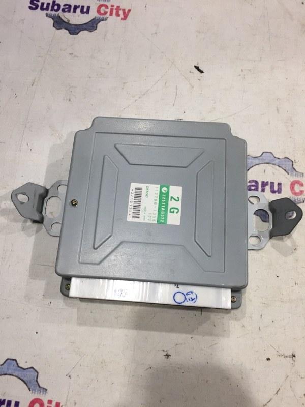Блок управления двс Subaru Forester SG EJ20 2004 (б/у)