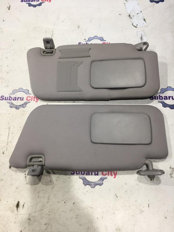 Козырек солнцезащитный Subaru Forester SG EJ20 2004 (б/у)