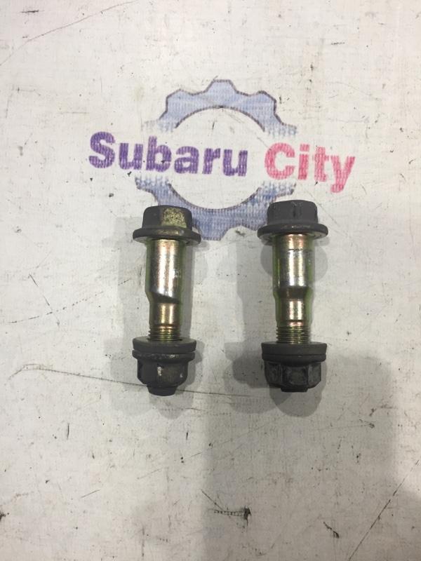 Развальные болты Subaru Legacy BE EJ20 2002 переднее (б/у)