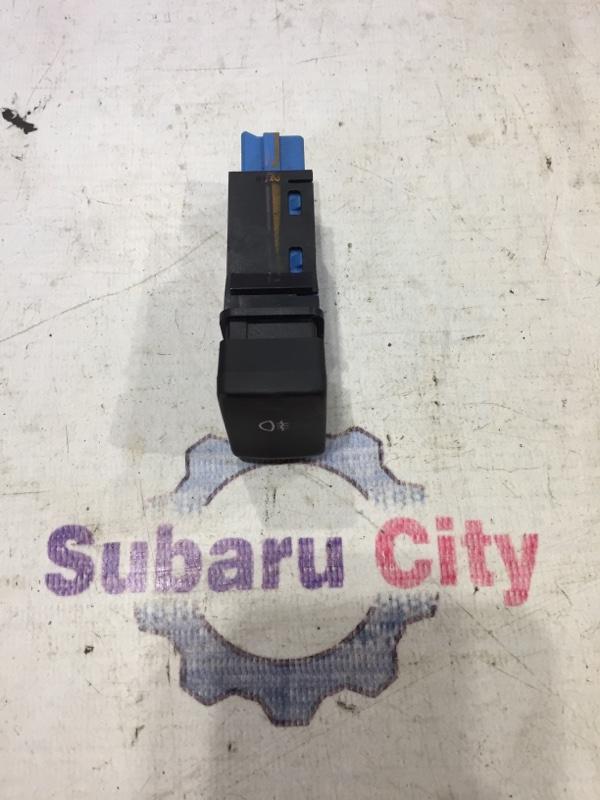 Кнопка противотуманок Subaru Forester SG EJ20 2002 (б/у)