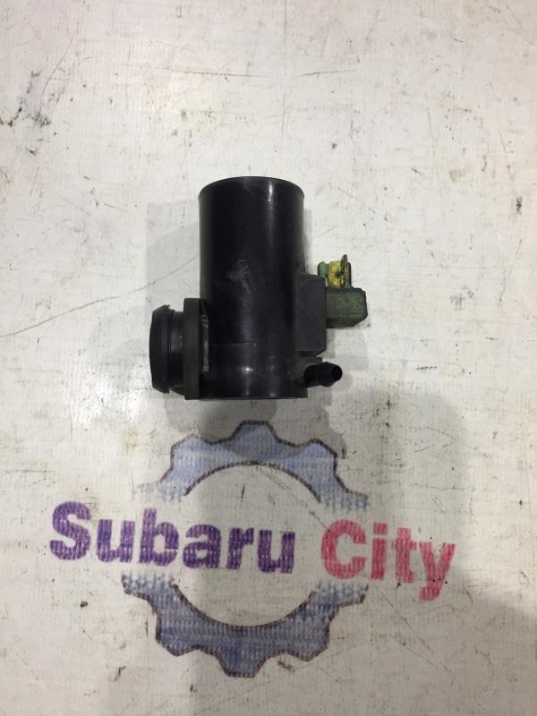Моторчик омывателя Subaru Forester SG EJ20 2002 передний (б/у)
