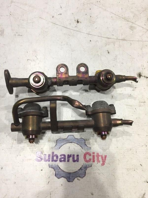 Форсунки топливные Subaru Legacy BE EJ206 1998 (б/у)