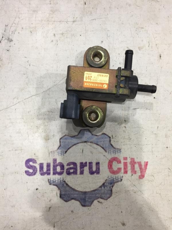 Соленоид управления турбиной Subaru Forester SG EJ20 2002 (б/у)