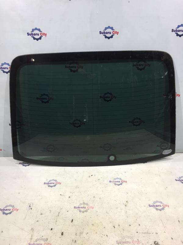 Заднее стекло Subaru Legacy B4 BE EJ20 2003 (б/у)