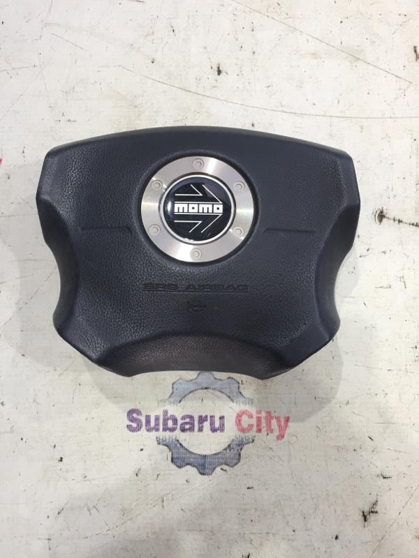 Подушка безопасности водителя Subaru Legacy BE EJ20 2002 (б/у)