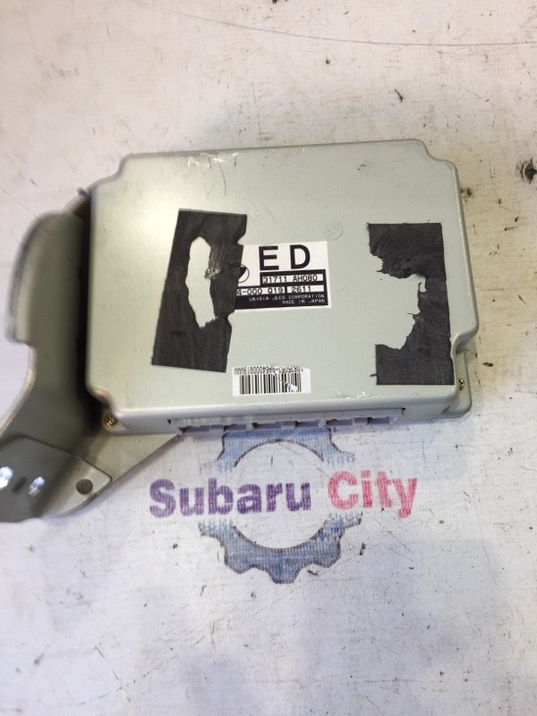 Блок управления акпп Subaru Legacy BE EJ206 2002 (б/у)