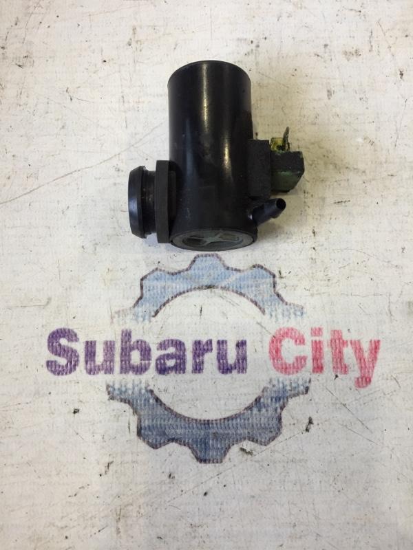 Моторчик омывателя Subaru Legacy BE EJ20 2002 передний (б/у)