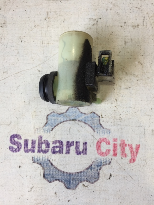 Моторчик омывателя Subaru Legacy BE EJ20 2002 задний (б/у)