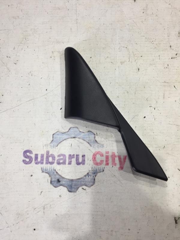Уголок у зеркала Subaru Legacy BL EJ20 2009 левый (б/у)