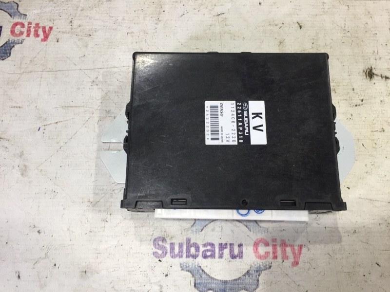 Блок управления двс Subaru Legacy BL EJ20 2009 (б/у)