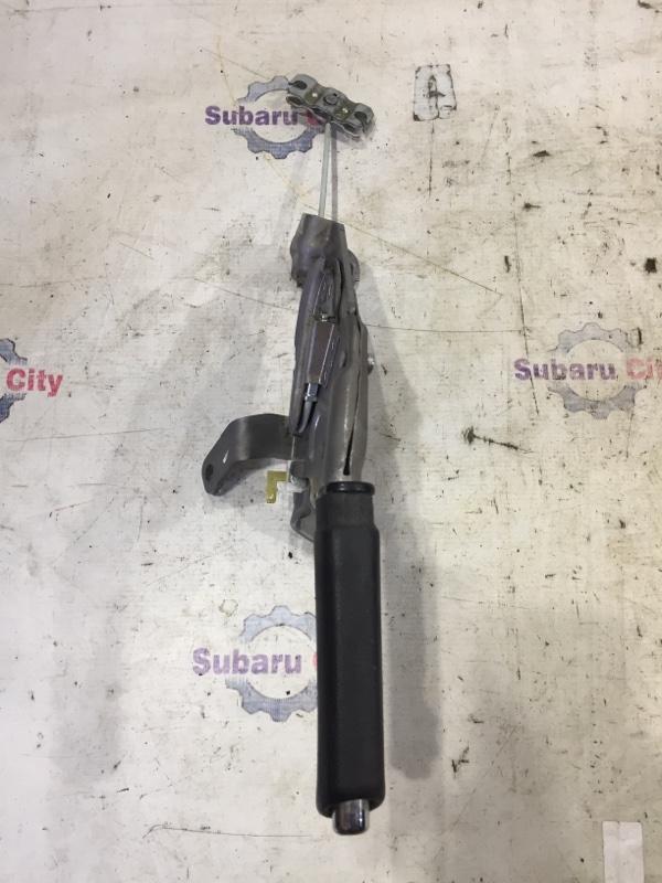 Ручка ручника Subaru Legacy BL EJ20 2009 (б/у)