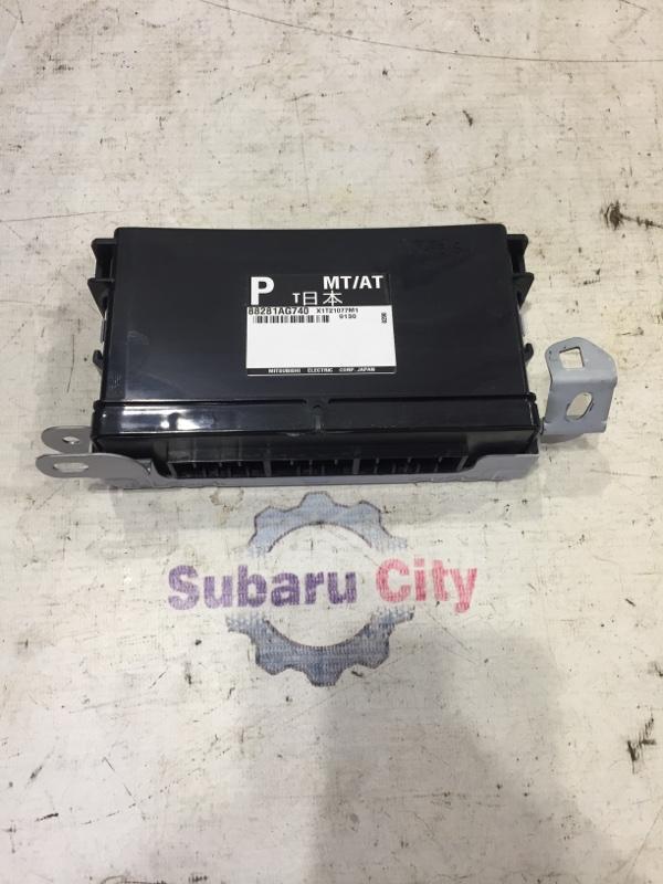 Блок комфорта Subaru Legacy BL EJ20 2009 (б/у)