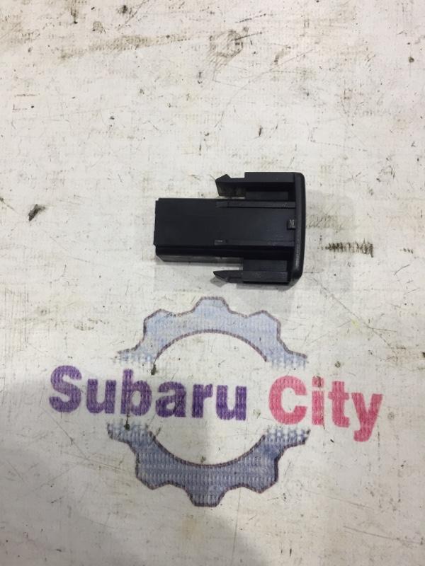 Заглушка под кнопку Subaru Legacy BE EJ20 2002 (б/у)