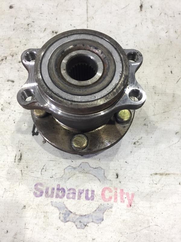 Ступица Subaru Legacy BE EJ20 2002 задняя (б/у)