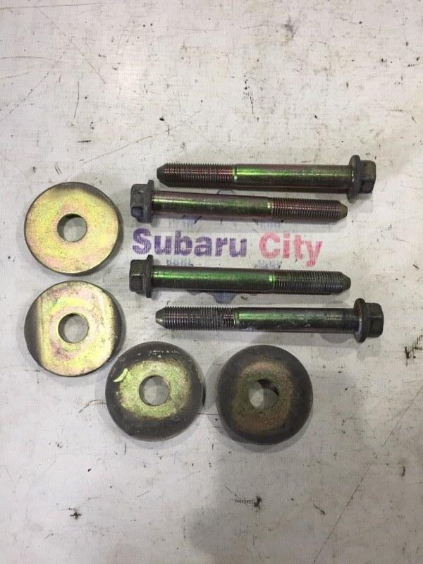 Болты крепления подрамника Subaru Legacy BE EJ20 2002 задние (б/у)