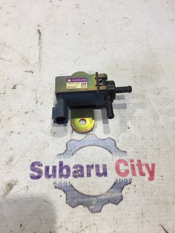 Соленоид управления турбиной Subaru Legacy BE EJ206 2002 (б/у)