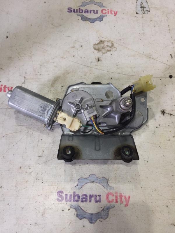 Моторчик заднего дворника Subaru Legacy BE EJ20 2002 (б/у)