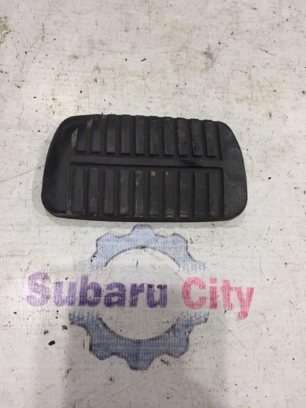 Накладки на педали Subaru Legacy BE EJ20 2002 (б/у)