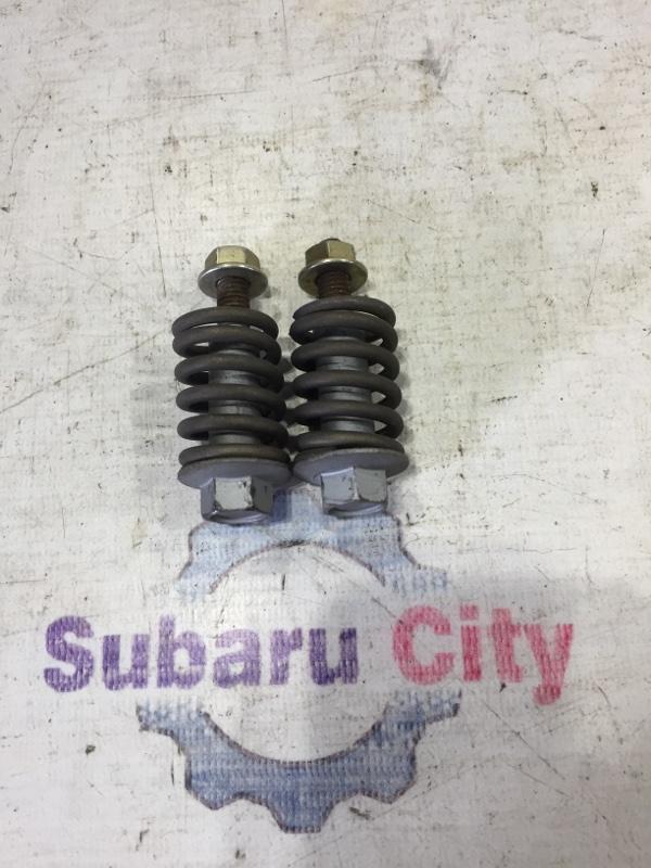 Болты крепления глушителя Subaru Legacy BE EJ20 2005 (б/у)