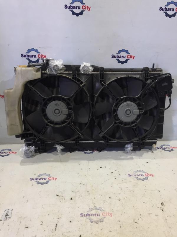 Радиатор двс Subaru Legacy BL EZ30 2005 (б/у)
