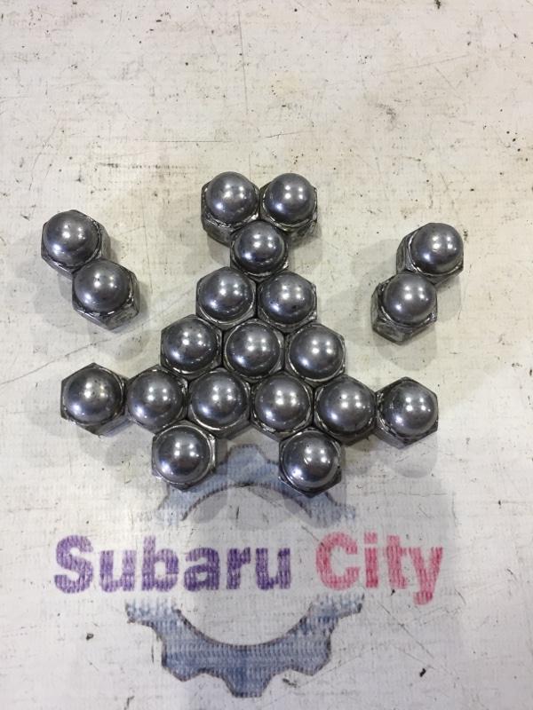Гайки колесные Subaru Legacy BE EJ20 2001 (б/у)