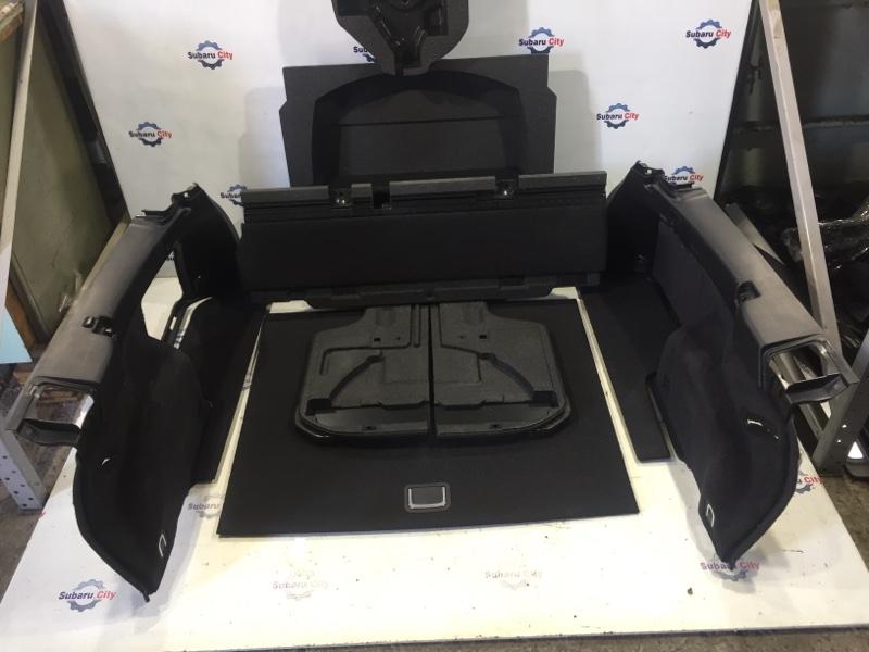 Обшивка багажника Subaru Legacy BP EJ20 2004 (б/у)