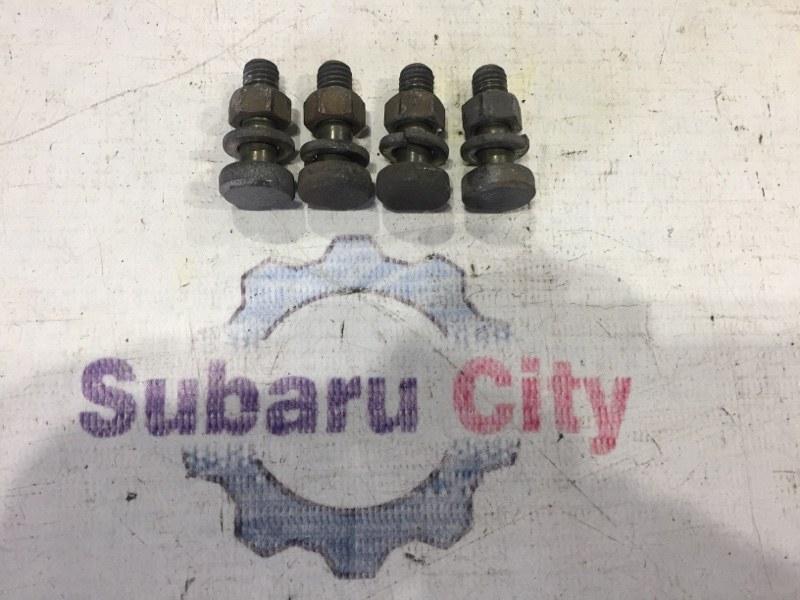 Болты крепления карданного вала Subaru Legacy BE EJ20 2004 задние (б/у)