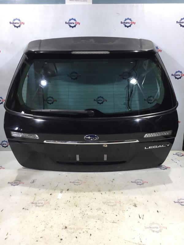 Дверь багажника Subaru Legacy BP EJ20 2004 (б/у)