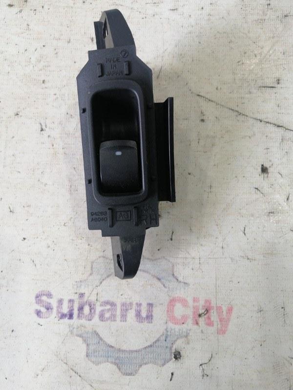 Кнопка стеклоподъемника Subaru Legacy BL EJ20 2004 задняя правая (б/у)