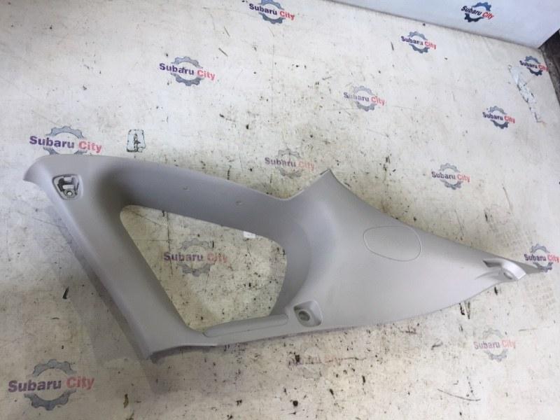 Обшивка вокруг форточки Subaru Impreza GH EJ15 2007 правая (б/у)