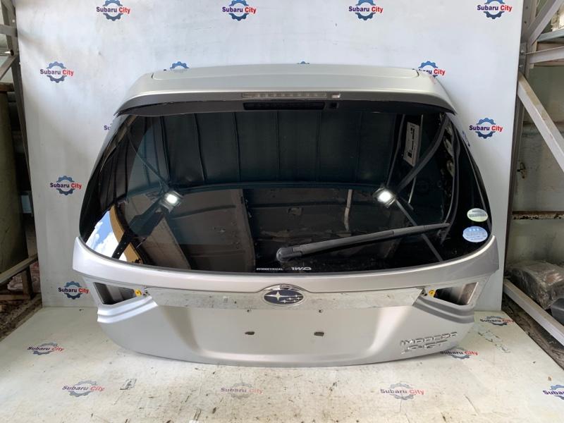 Дверь багажника Subaru Impreza GH EJ15 2007 (б/у)