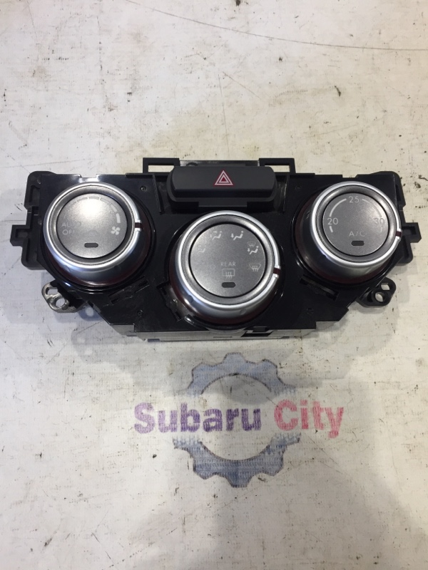Блок климат контроля Subaru Impreza GH EJ15 2007 (б/у)