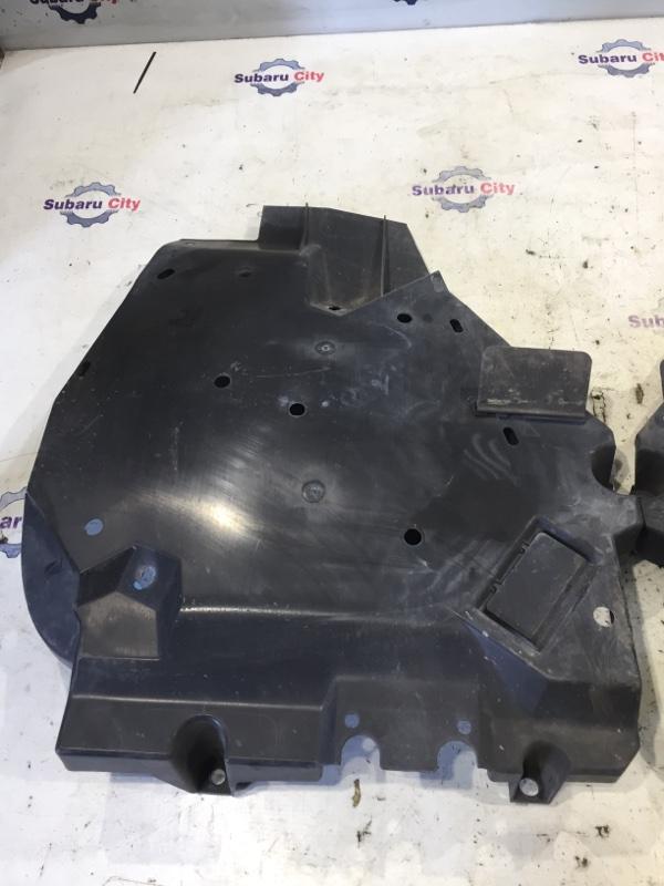 Защита топливного бака Subaru Impreza GH EJ15 2007 (б/у)
