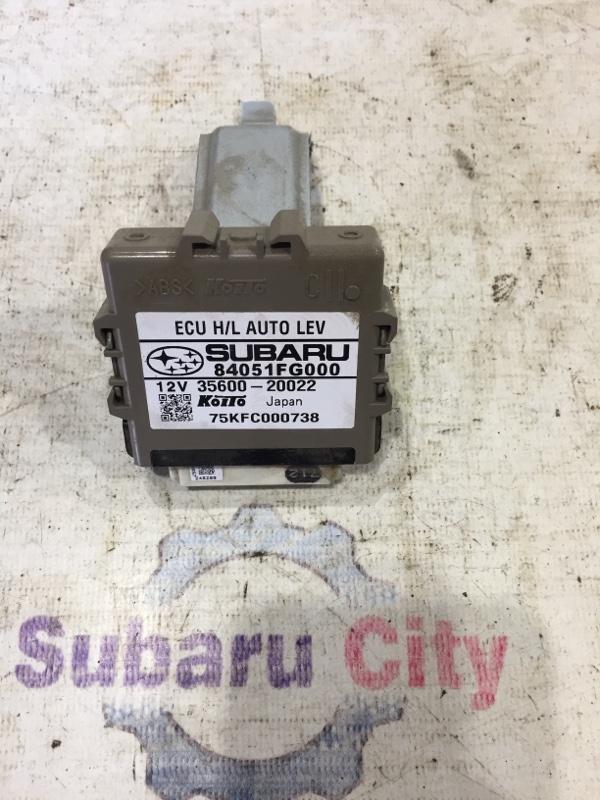 Блок управления корректором фар Subaru Impreza GH EJ15 2007 (б/у)