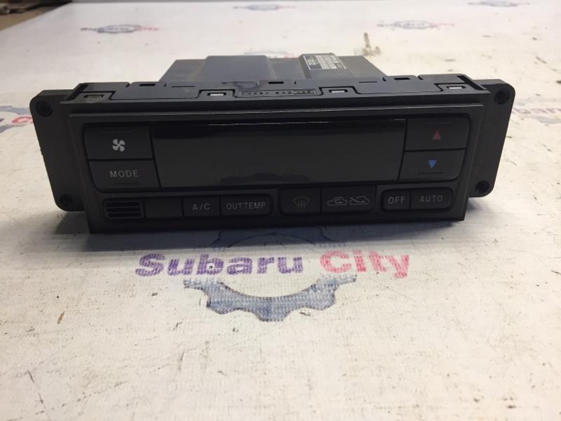 Блок климат контроля Subaru Forester SF EJ20 1998 (б/у)
